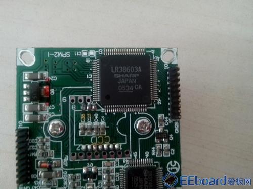 ac-2003f监控摄像头拆解