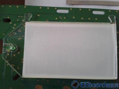HoneyWell温控器 液晶5