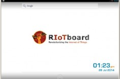RIoTboard Demo09