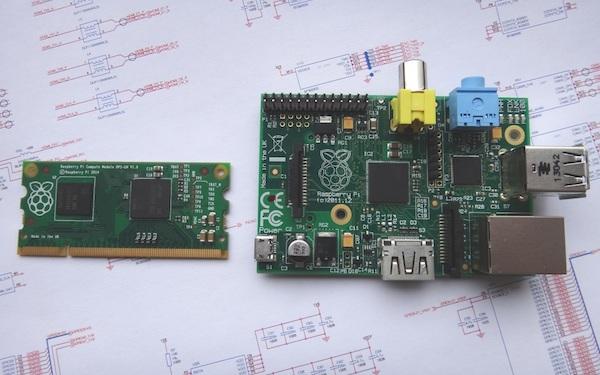Raspberry Pi 创始人:计算模块是未来发展的关键