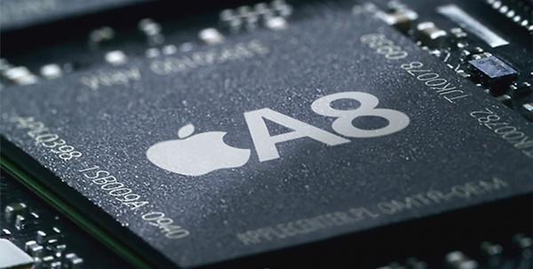 苹果A8芯片细节:6核GPU、主频1.4GHz、内存1GB