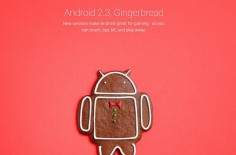 Android 2.3,Gingerbread