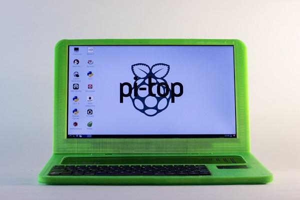 樹莓派筆記本Pi-Top正在Indiegogo上籌款 套件僅售$249