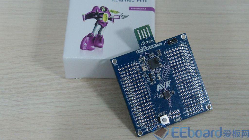 与arduino quot 本是同根 ——atmel atmega p xmini开发板评测 爱板网