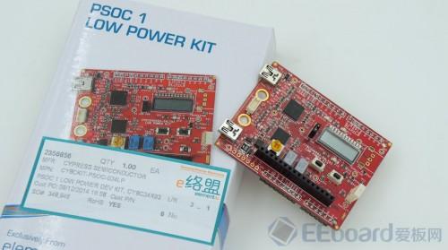 PSOC1-LO-POWER-KIT-81