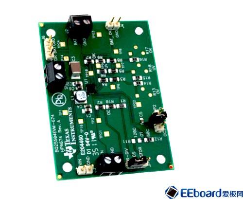 BQ25504评估模块