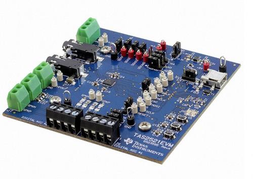 TAS2521音频放大器评估板