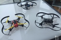 Project Selfie Camera Drone