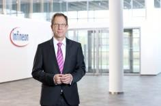 英飞凌科技股份公司首席执行官Reinhard Ploss博士