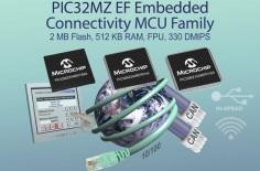 PIC32MZ EF-01