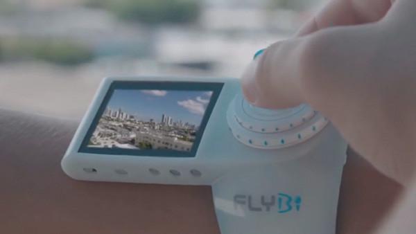 自動更換電池!Flybi無人機讓人垂涎欲滴