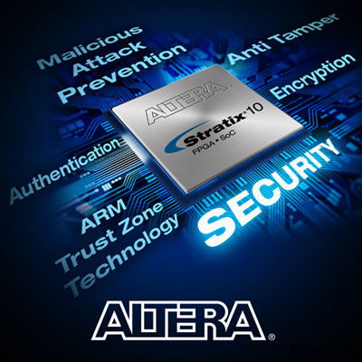 Altera与Intrinsic-ID合作,开发世界上最安全的高端FPGA