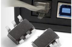 DLSP偏压系列SOT23-6 SIDACtor®保护晶闸管的图片