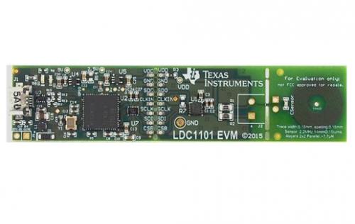 LDC1101评估板