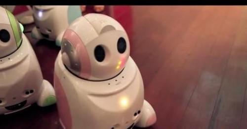 盘点世界上最可爱的机器人