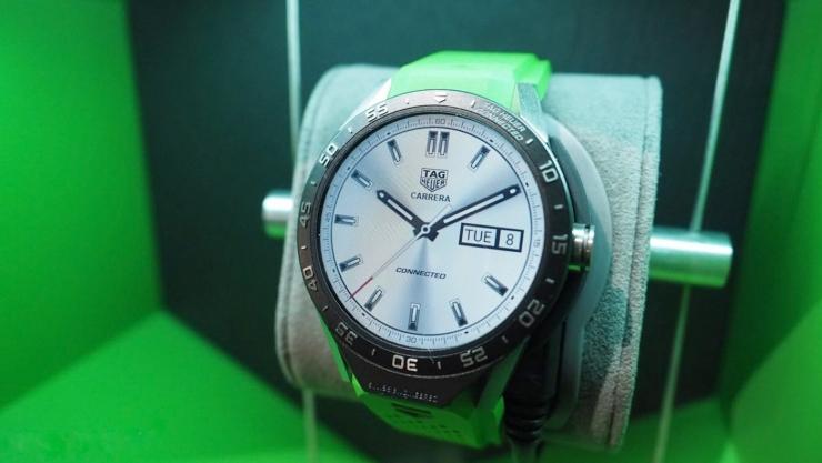 """最壕智能手表卖断货 泰格豪雅""""被迫""""提高产能"""