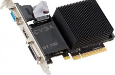 EVGA GeForce 710 2GB passive