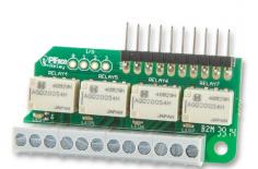 继电器EXTRA电路板