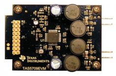 TAS5709 评估模块