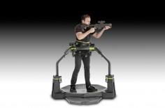NOR048. Active Virtual Reality Gaming Platform