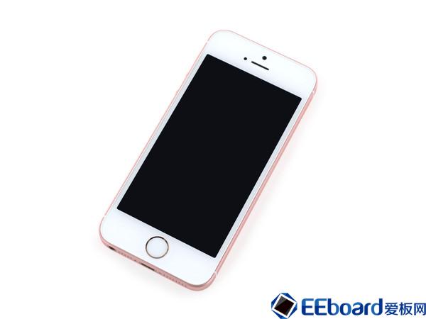 iPhone SE拆解:將6S硬件塞進iPhone 5S
