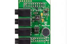 AK4642EN 音频编解码器开发板