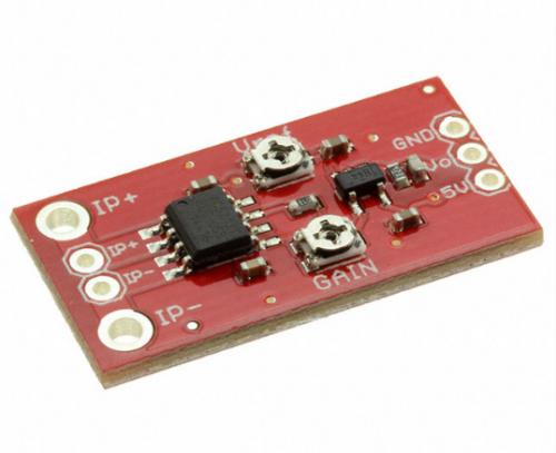 ACS712低电流传感器