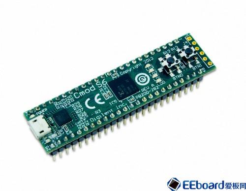 Cmod S6 FPGA开发板