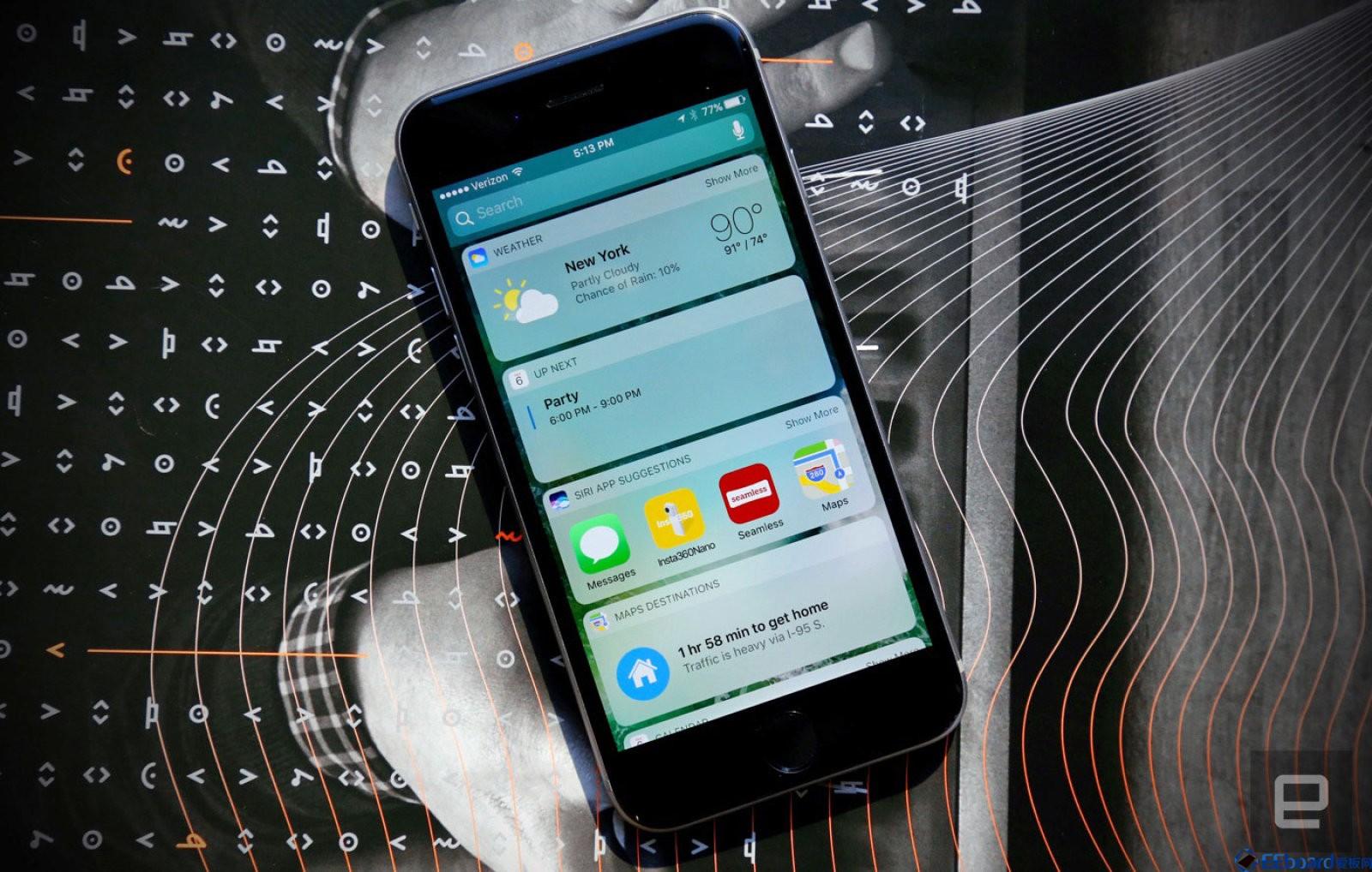 新世代的 iOS 10 來到!iOS 10 加入開放 Wi-Fi 網絡警示信息