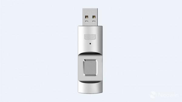 个人专属:Elephone推出指纹识别U盘