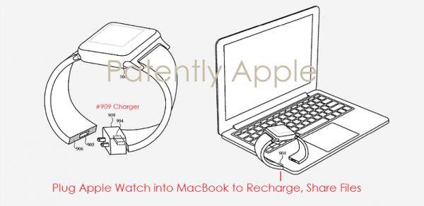 Apple Watch电脑直接充电?还真有可能