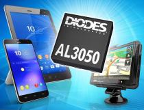 Diodes 公司推出集成可編程調光LED驅動器