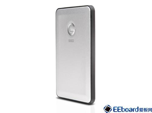 G-Technology正式发布首款全SSD架构移动硬盘