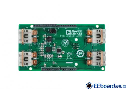 EVAL-CN0391-ARDZ 评估板