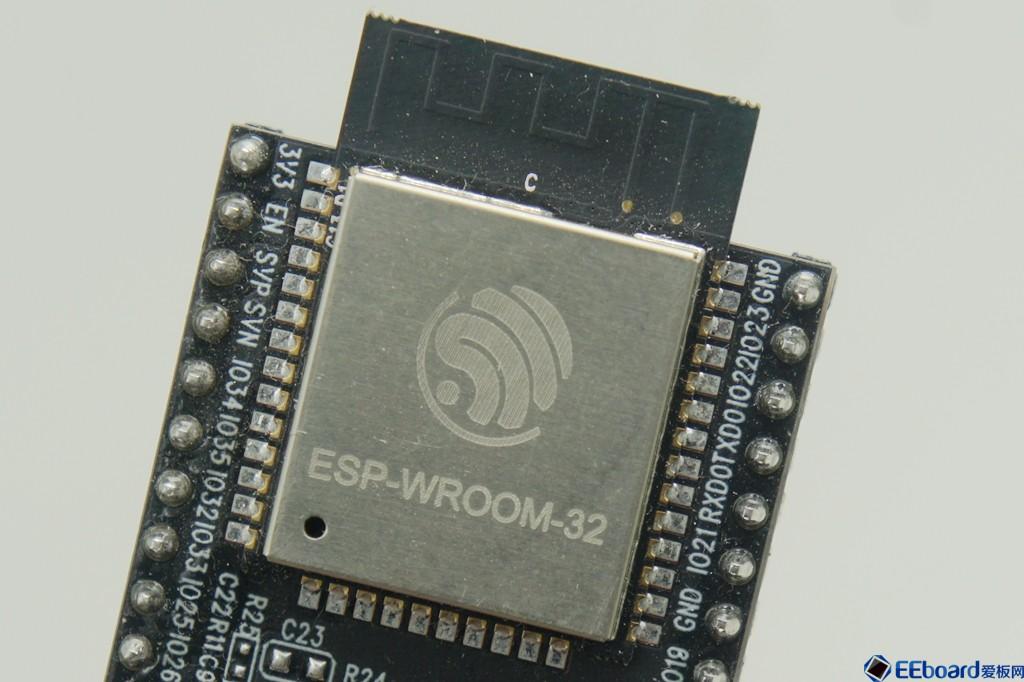 继ESP8266之后,又一款将称霸2017年的物联网市场现象级产品——乐鑫ESP32(WiFi/蓝牙双模)评测