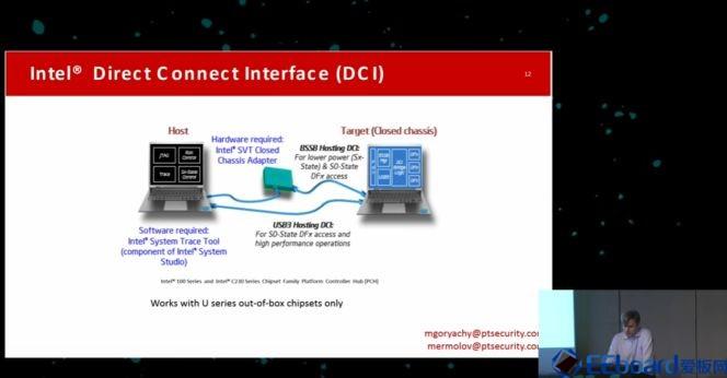 英特尔部分Skylake处理器存在Bug 可通过USB接管计算机