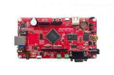NuMaker-PFM-NUC472 IoT开发板
