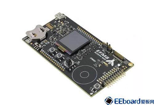 EFM8SB10 MCU评估套件