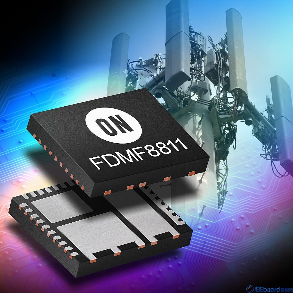 行业首款用于半桥和全桥DC-DC转换器的100 V桥式功率级模块