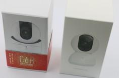 小米智能摄像机云台版-4