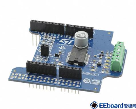 L6474  NUCLEO 步进电机驱动板
