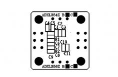 ADXL35x 评估板