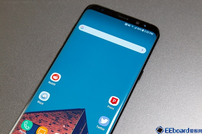 '无边框全面屏'的全新 Galaxy Note 8黑马来袭