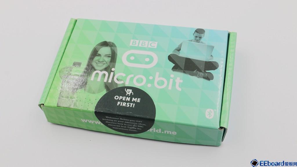创意、互联、编程——BBC重磅产品micro:bit评测
