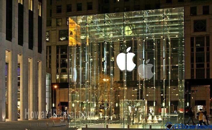 苹果尴尬:新品没吓到对手 自身股价反跌1%
