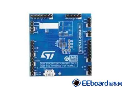 STBC02 锂聚合物电池电源管理评估板