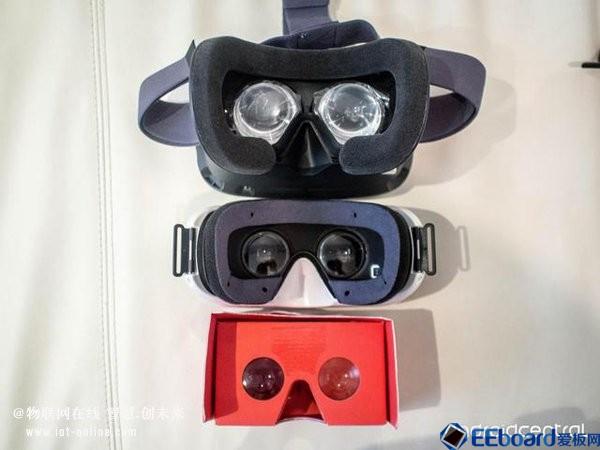 谷歌三星HTC三大虚拟现实设备对比 各有千秋