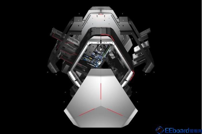 Alienware升級Area 51游戲PC:英特爾Core X或AMD Threadripper