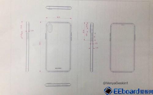 iPhone 8001
