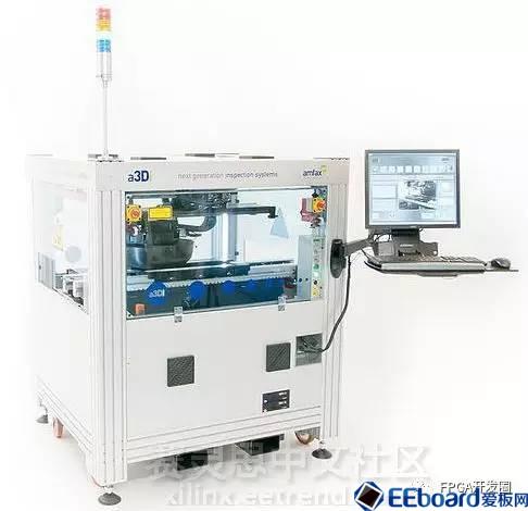 精確度達3μm以內,高效的PCB自動光學檢測系統Amfax a3Di是電路板質量檢測的好幫手